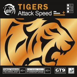 TIGERS GT9 ATTACK SPEED